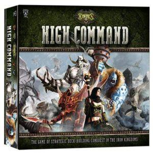 Купить настольную игру Hordes: High Command в Украине