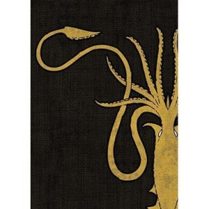 Fantasy Flight Card Sleeves: A Game of Thrones - House Greyjoy