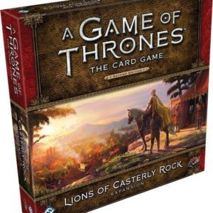 A Game of Thrones LCG 2nd Ed: Lions of Casterly Rock