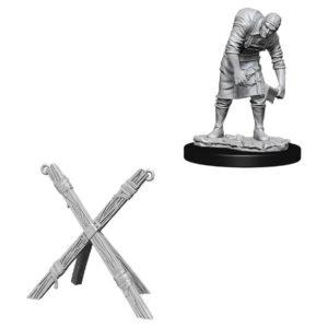 WizKids Deep Cuts: Assistant & Torture Cross