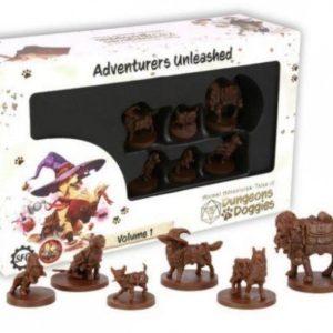 Animal Adventures: Dungeons & Doggies Vol 1