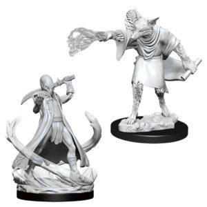 D&D: NMU: Arcanaloth & Ultroloth W11