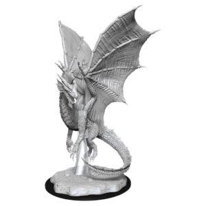 D&D: NMU: Young SV Dragon W11