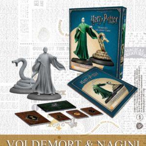 Lord Voldemort & Nagini - English