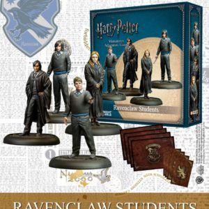 Ravenclaw Students - English