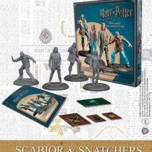 Scabior & Snatchers - English