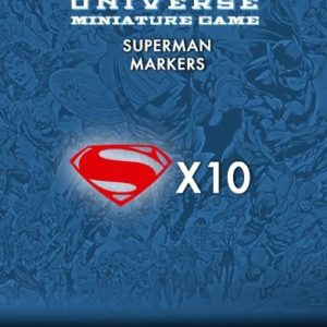 Superman Markers