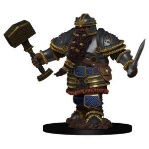 D&D: IR: Prem: Dwarf Male Fighter