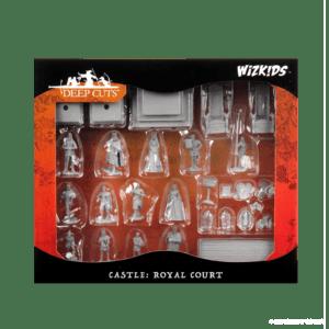 WIZKIDS DEEPCUTS - CASTLE: ROYAL COURT