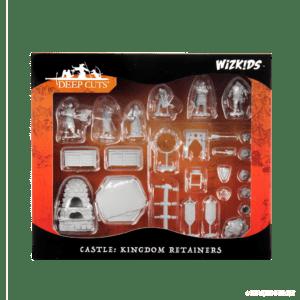 Wizkids Deepcuts - Castle: Kingdom Retainers