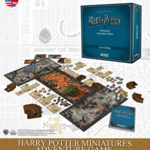 Harry Potter Miniatures Adventure Game Lite Edition - English
