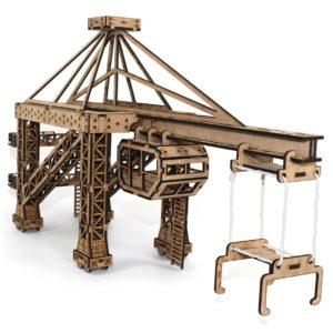 Heavy Industry: Tank Lift/ Cargo Crane