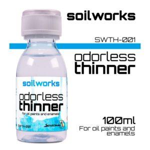 ODORLESS THINNER