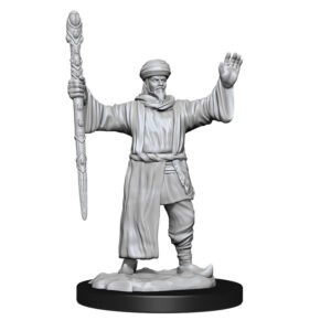 D&D: NMU: Human Wizard Male W13