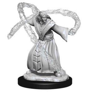D&D: NMU: Elf Wizard Male W13