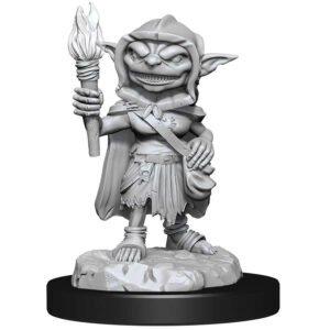 PF: DC: Goblin Rogue Female W13
