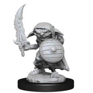 PF: DC: Goblin Fighter Male W13
