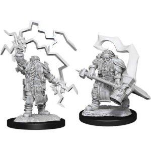D&D: NMU: Dwarf Cleric Male W14