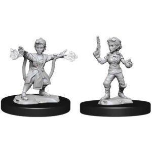 D&D: NMU: Gnome Artificer Female W14