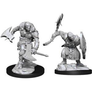 D&D: NMU: Warforged Barbarian W14