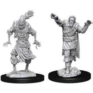 D&D: NMU: Scarecrow & Stone Cursed W14