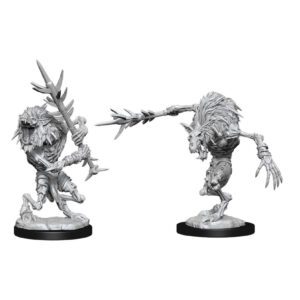 D&D: NMU: Gnoll Witherlings W15