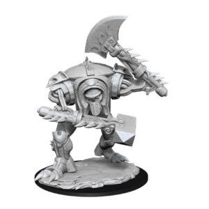 D&D: NMU: Warforged Titan W15