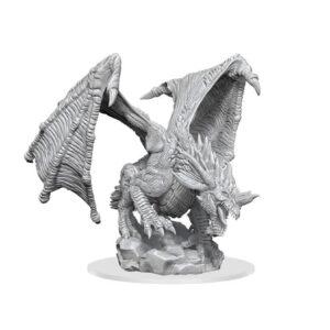 D&D: NMU: Young Blue Dragon W15